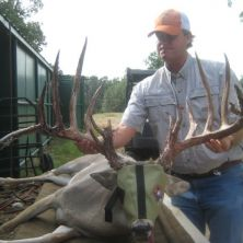 Big Rack Ranch Whitetail Breeder Bucks - Sold DMP Bucks